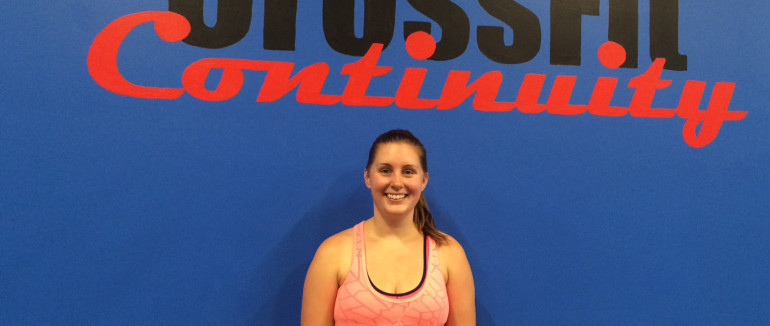 Brittney Fehring – July Member of the Month